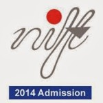 NIFT Admission Form 2014