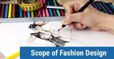 What is the scope in india for fashion designing